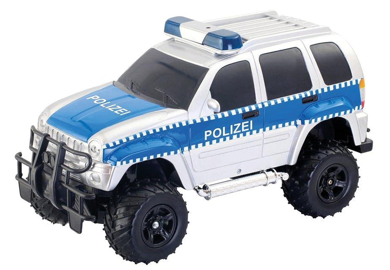 Ttc Polizei Geländewagen Amazonde Spielzeug