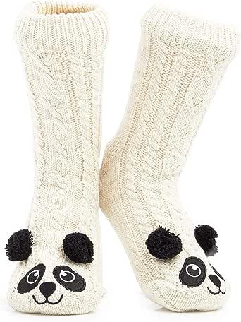 Calcetines para zapatillas mullidas Mujeres Calcetines