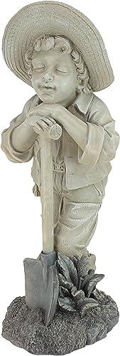 Design Toscano Young Gardener Samuel Statue