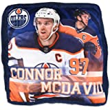 NHLPA 93534-PIL-JMBO-MCDD Floor Pillow - Connor McDavid