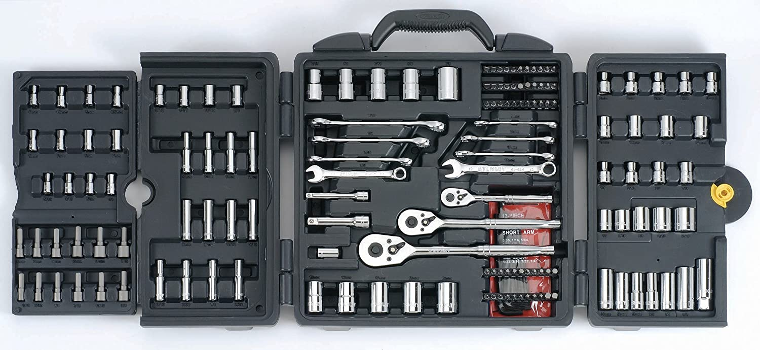 Stanley 96-011 170-piece Mechanics Tool Set