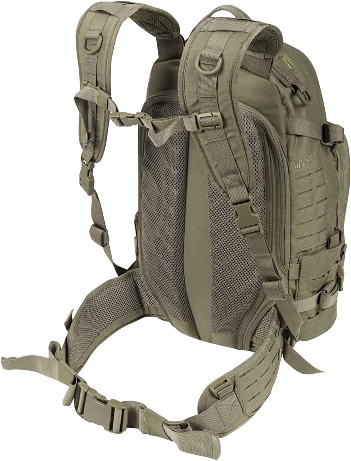 Direct Action Ghost MKII 28+3.5L 3 Day Backpack Rucksack Urban Grey
