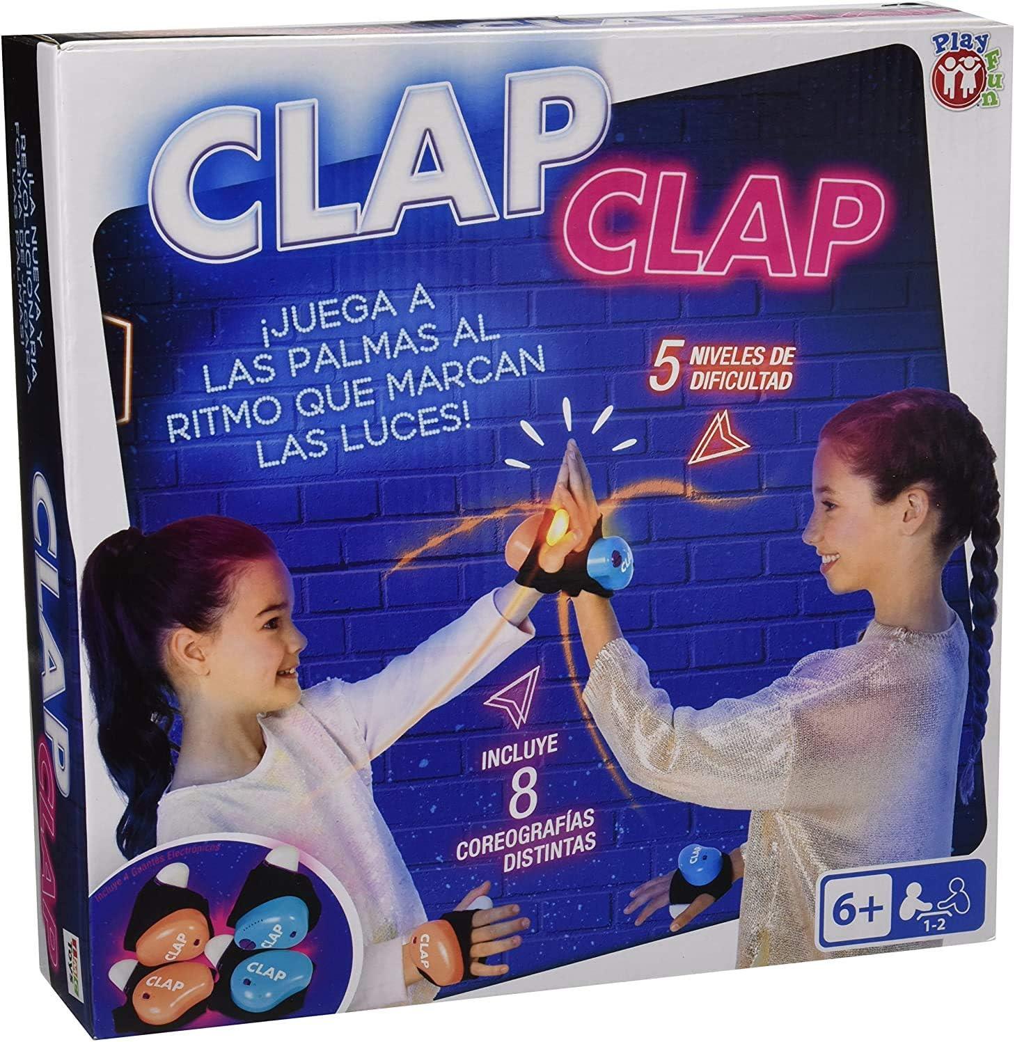 IMC Toys- Play Fun Juego Clap, Multicolor (96332) , color/modelo surtido: Amazon.es: Juguetes y juegos