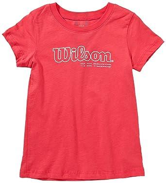 Wilson - Vestido de pádel infantil, tamaño XL, color rosa: Amazon.es: Ropa y accesorios