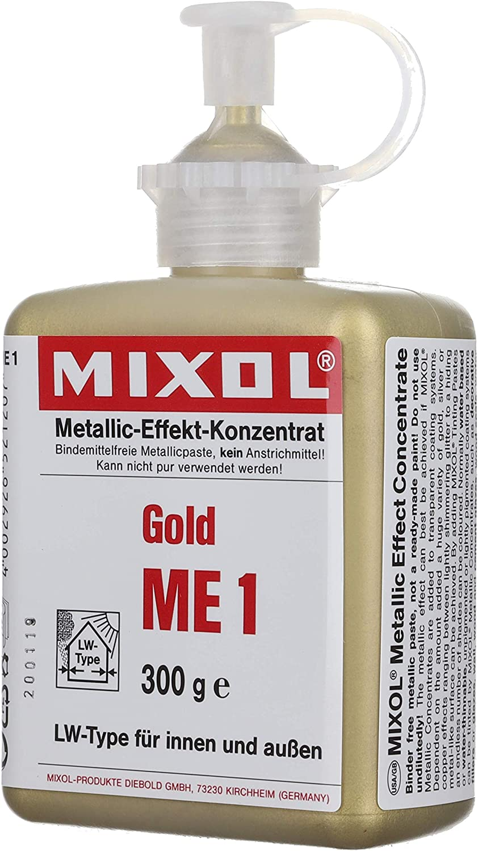 Mixol 200 ml no ME1 oro Universal tinte concentrado: Amazon ...