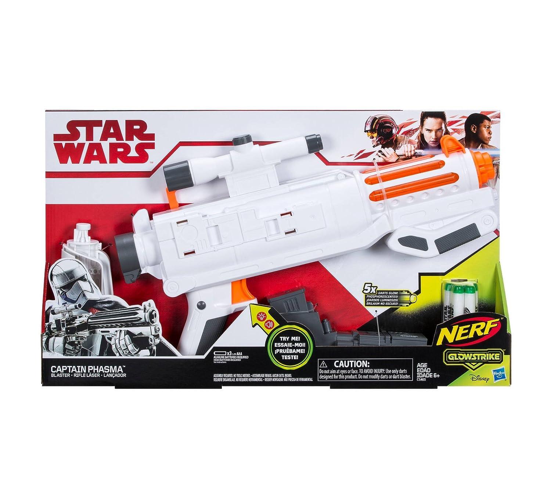 Nerf Star Wars Captain Phasma Blaster スターウォーズキャプテンファーマブラスター [並行輸入品] B075DFZ2WD