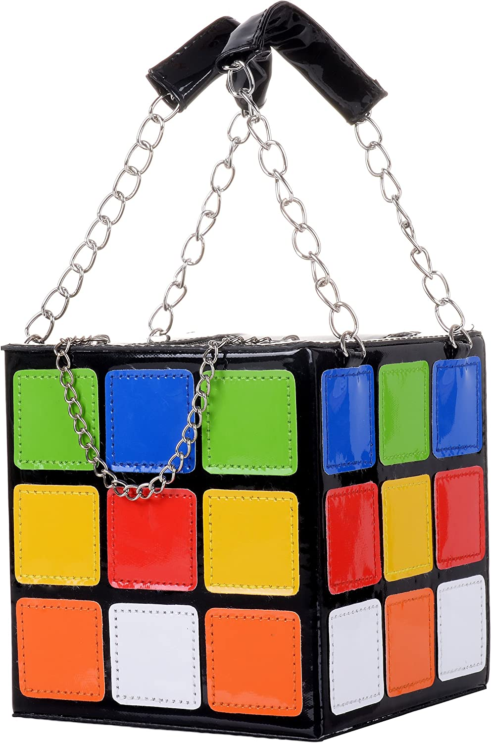 QZUnique Women's Cute Cube...