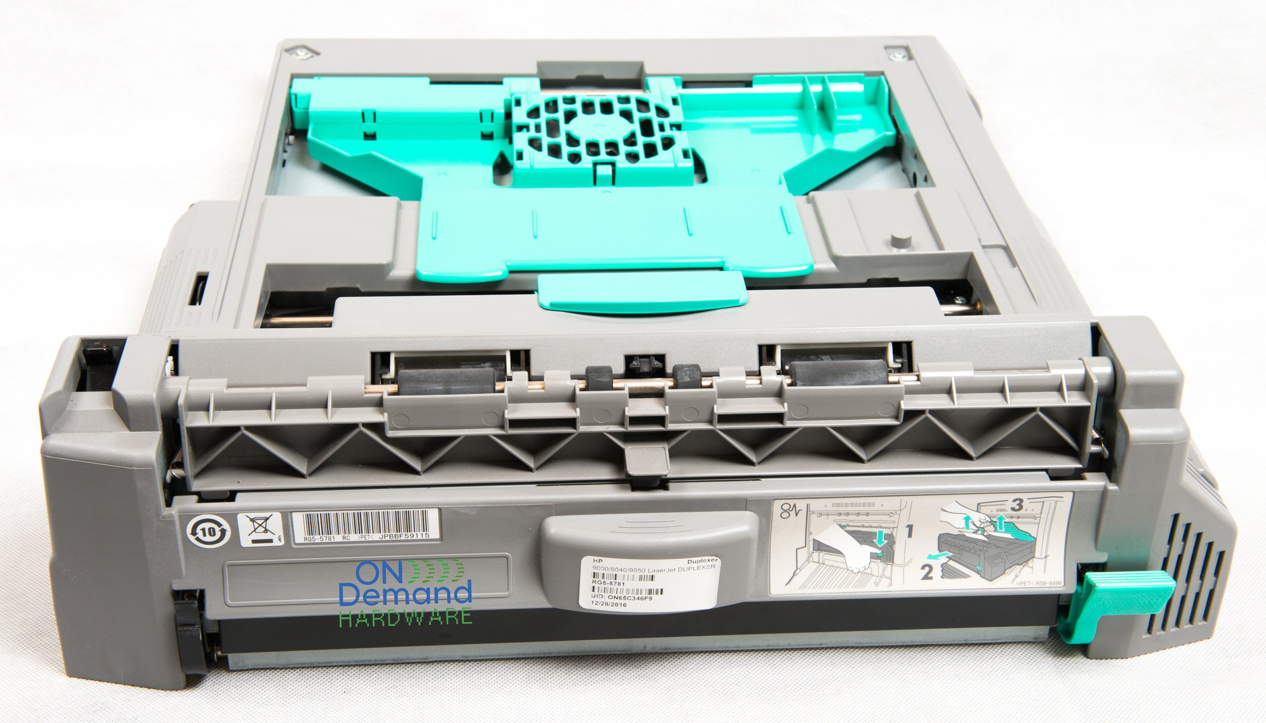 HP RG5-5781 HP L/J 9000 Duplexer Assembly NEW PULL by HP (Image #3)