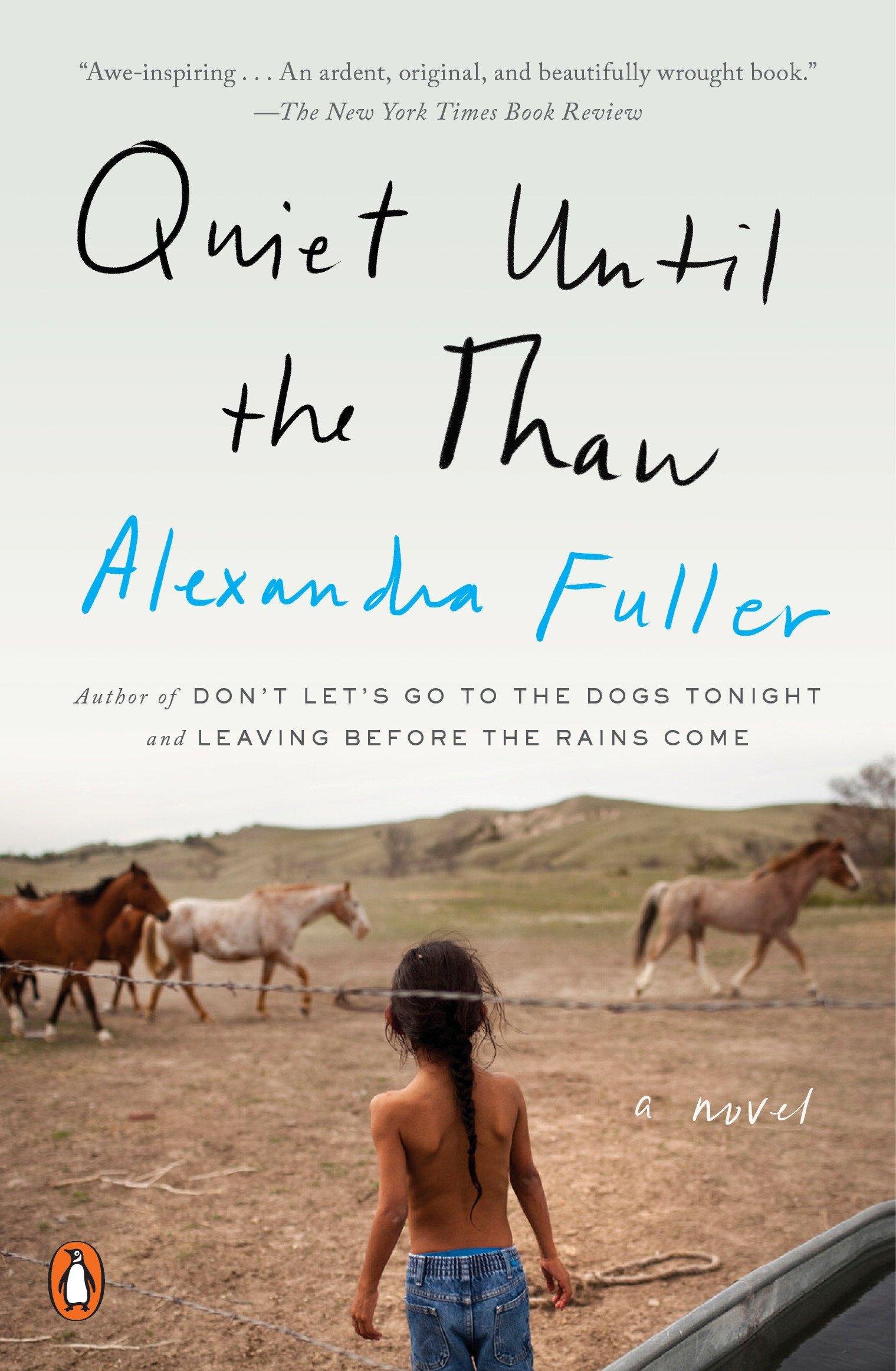 Read Online Quiet Until the Thaw: A Novel pdf epub