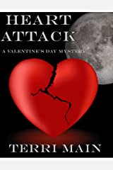 Heart Attack: A Valentine's Day Mystery Short Story (Dark Side of the Moon Mystery Series Book 6) Kindle Edition