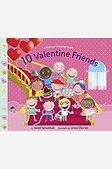 10 Valentine Friends Board book