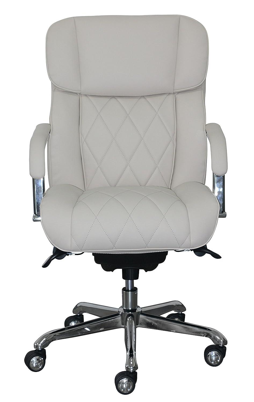 LaZBoy CHR10048C Sutherland Manager Chair, Ivory
