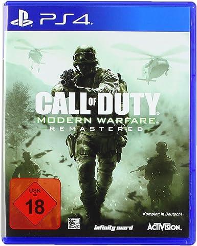Call of Duty: Modern Warfare Remastered - PlayStation 4 ...