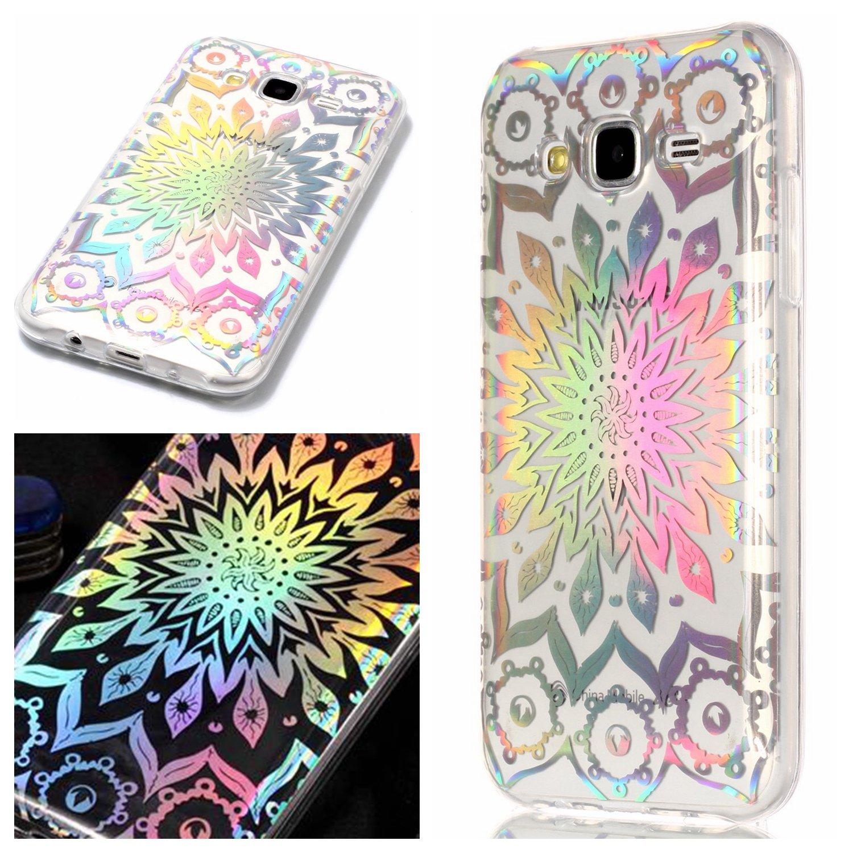 Klassikaline Coque Galaxy J5, Coque Samsung Galaxy J5, Samsung Galaxy J5 Téléphone Coque/Coque Etui case cover pour [Samsung Galaxy J5] - Pissenlit