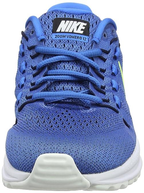 newest 22aad 51ff2 Nike Air Zoom Vomero 12, Zapatillas de Entrenamiento para Hombre   Amazon.es  Zapatos y complementos