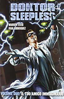 Doktor Sleepless Vol 2