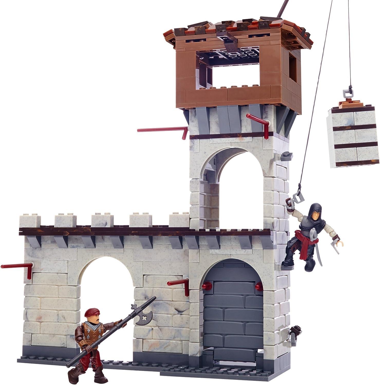 AssassinS Creed - Ataque a la Fortaleza (Mega Bloks DBJ04)
