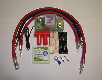 amazon com true utv sbi 15ck utv dual battery kit automotive rh amazon com