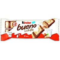 Kinder Bueno White Barritas de Chocolate - 19,5
