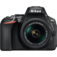 NIKON D5600 AF-P DX NIKKOR 18-55mm f/3.5-5.6G VR Kit