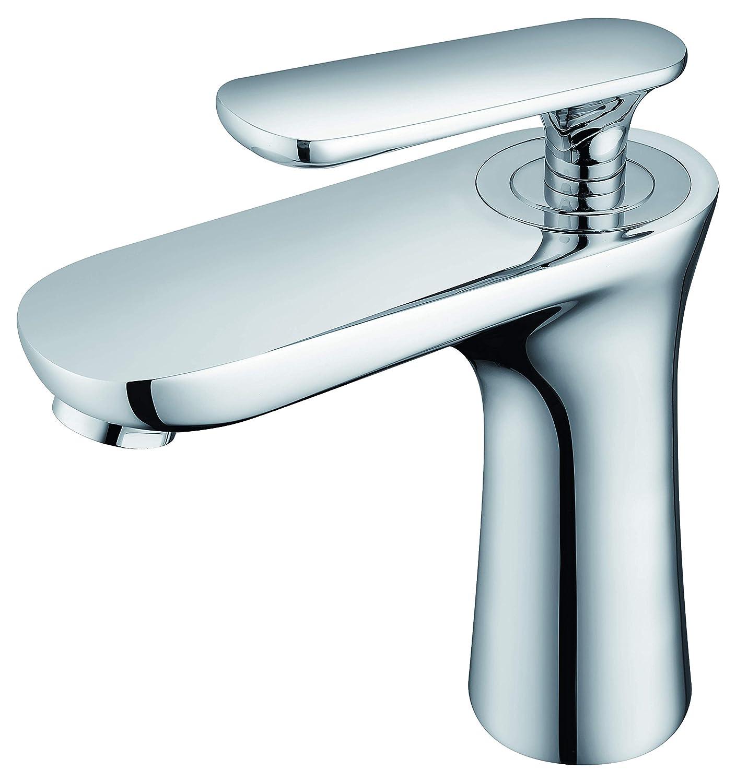 Zroye Chrome brass basin mini faucet vessel sink mixer tap ...