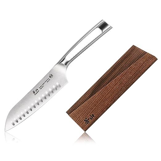 Cangshan Cutlery 14C28N - Cuchillos de cocina (acero ...