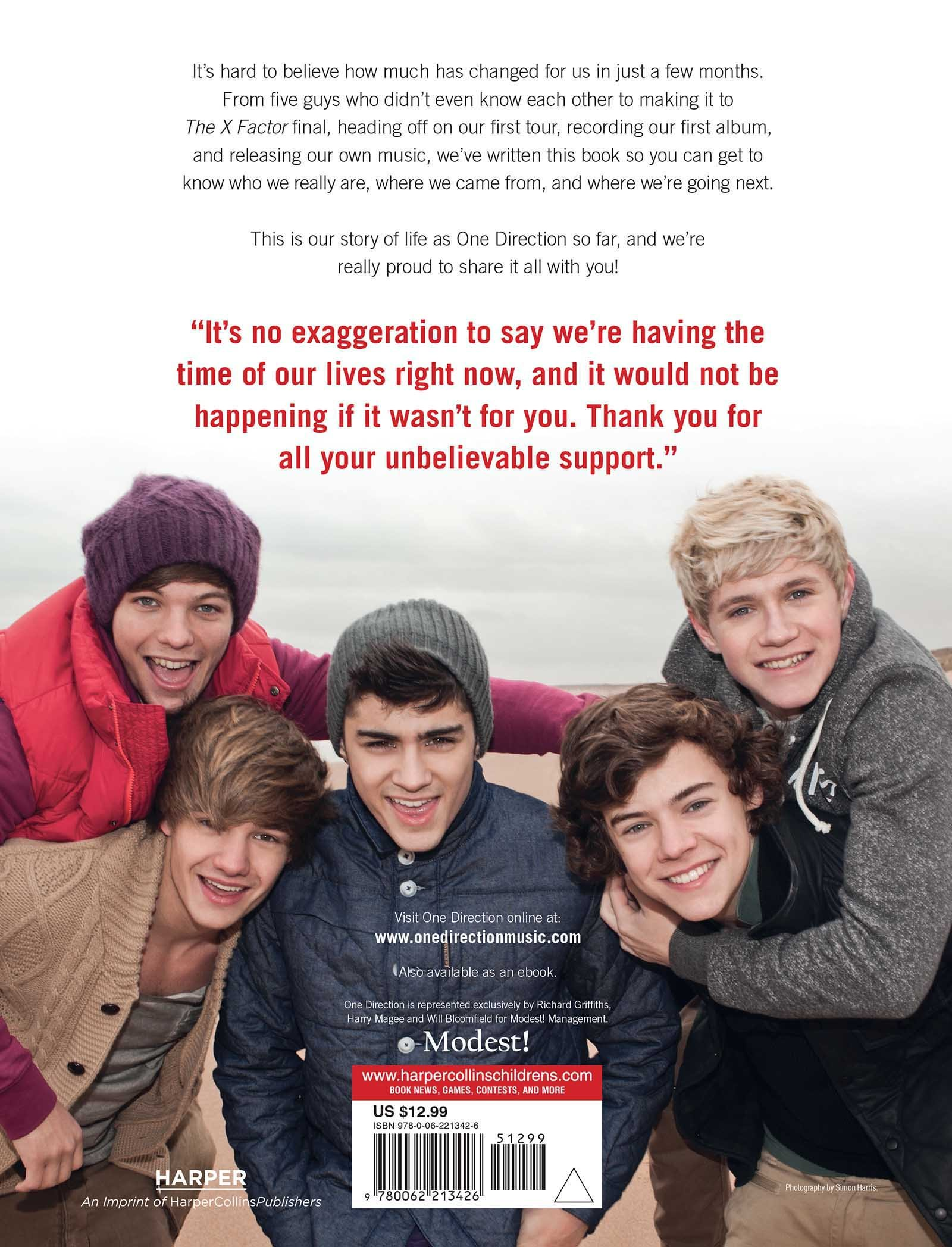 Dare To Dream One Direction Pdf