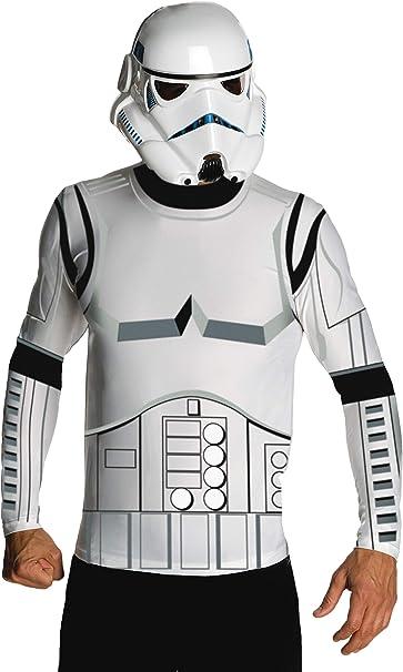 Amazon.com: Star Wars - disfraz de Stormtrooper, con ...