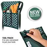 Garden Kneeler And Seat - Protects Your