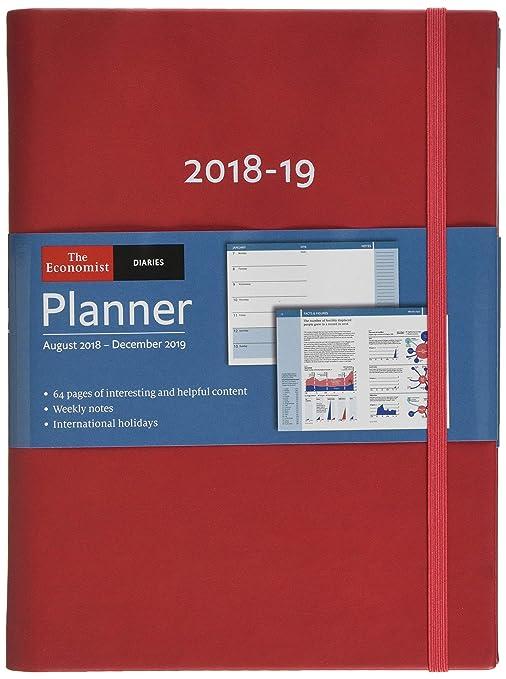 Amazon.com : Collins ED53MR The Economist Planner : Office ...