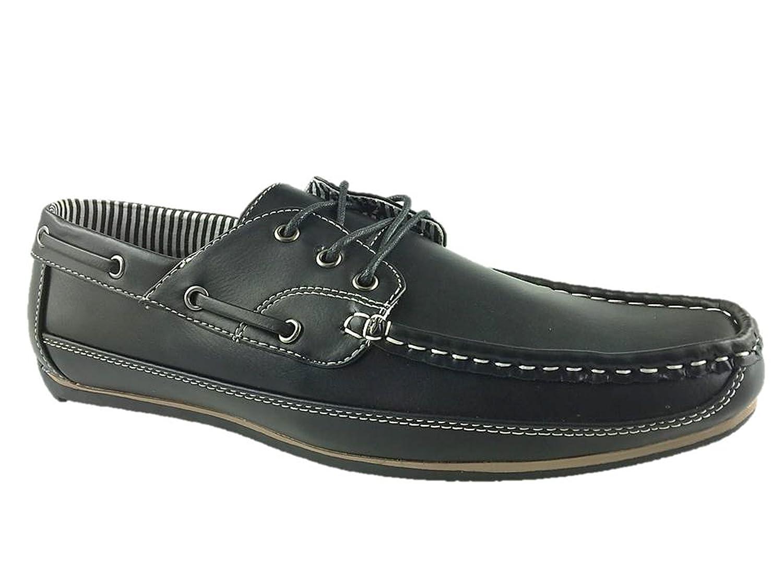 Paola Moretti - botas sin cordones hombre , color negro, talla 41.5: Amazon.es: Zapatos y complementos