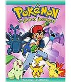 Pokémon: The Johto Journeys - The Complete Collection (DVD)