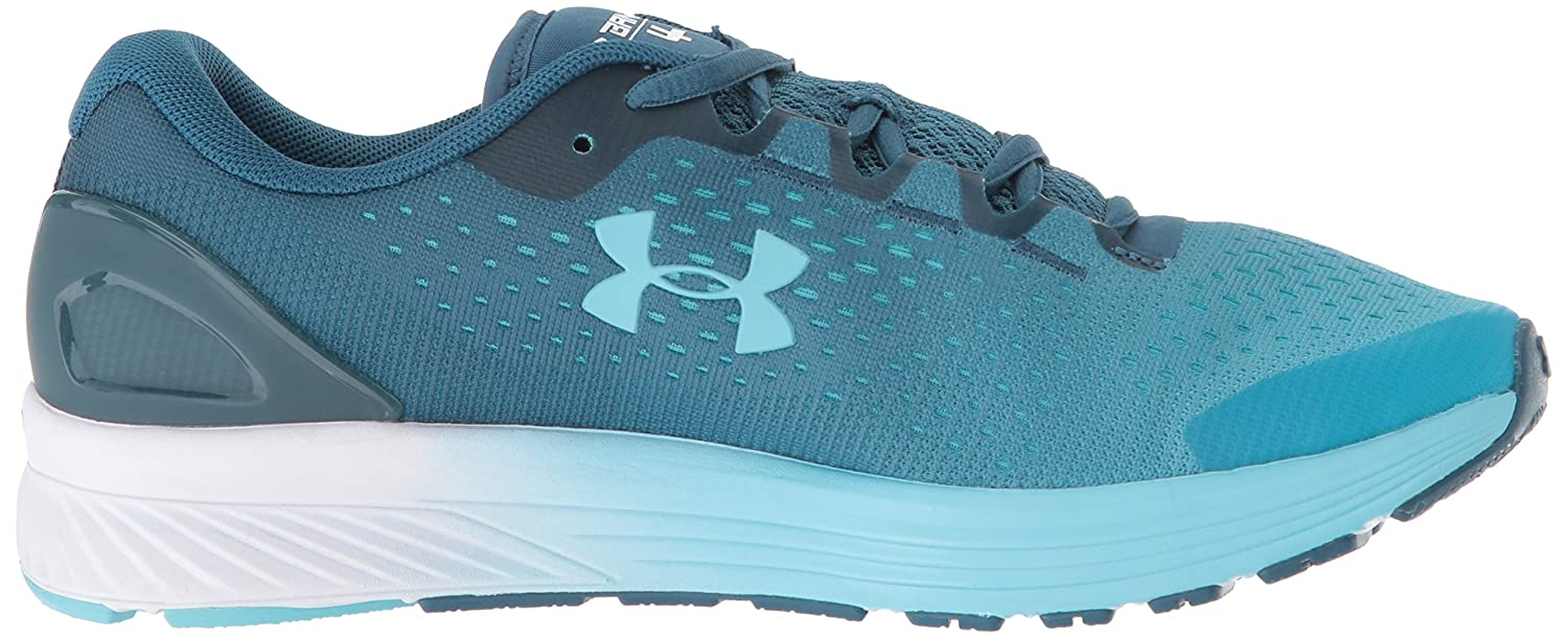 Under Armour Women's Charged Bandit 4 Running Shoe B076RXVLG7 10 M US|Blue