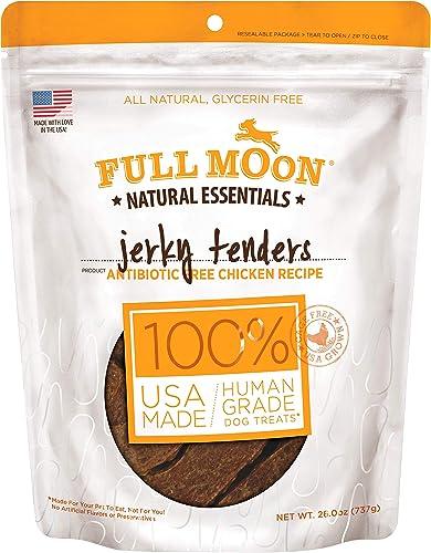 Full Moon All Natural Human Grade Dog Treats