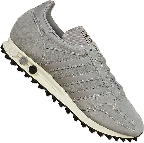 contenido preámbulo Avanzar  Adidas Originals LA Trainer OG MGH Solid Grey/Mgh Solid Grey/Black – 5:  Amazon.de: Schuhe & Handtaschen