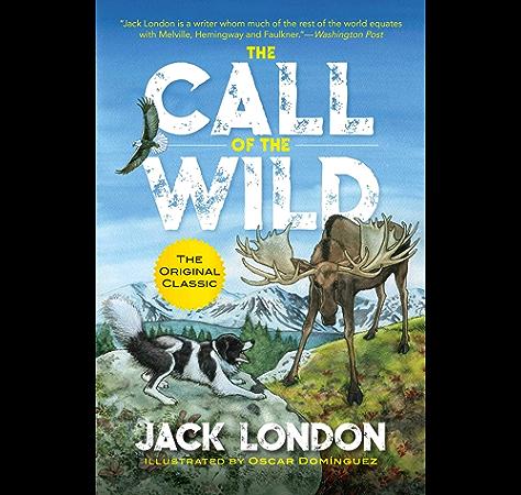 The Call Of The Wild Ebook London Jack Dominguez Oscar Amazon Com Au Kindle Store