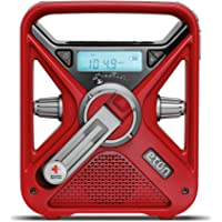 $37 » American Red Cross Emergency NOAA Weather Radio with USB Smartphone Charger, LED…