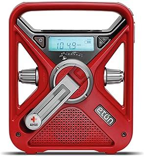 Eton FR5 Emergency Weather Radio the Ultimate Outdoor Radio with Bluetooth,