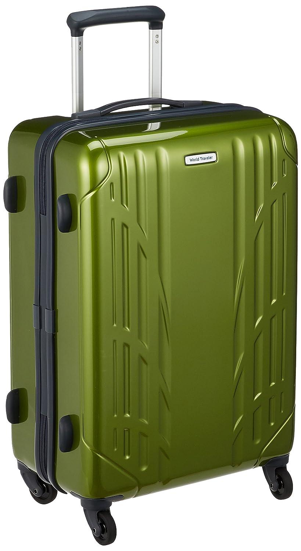 [ワールドトラベラー] スーツケース ナヴァイオ 45L 55cm 3.5kg 06152  ライム B07BYBCDPG