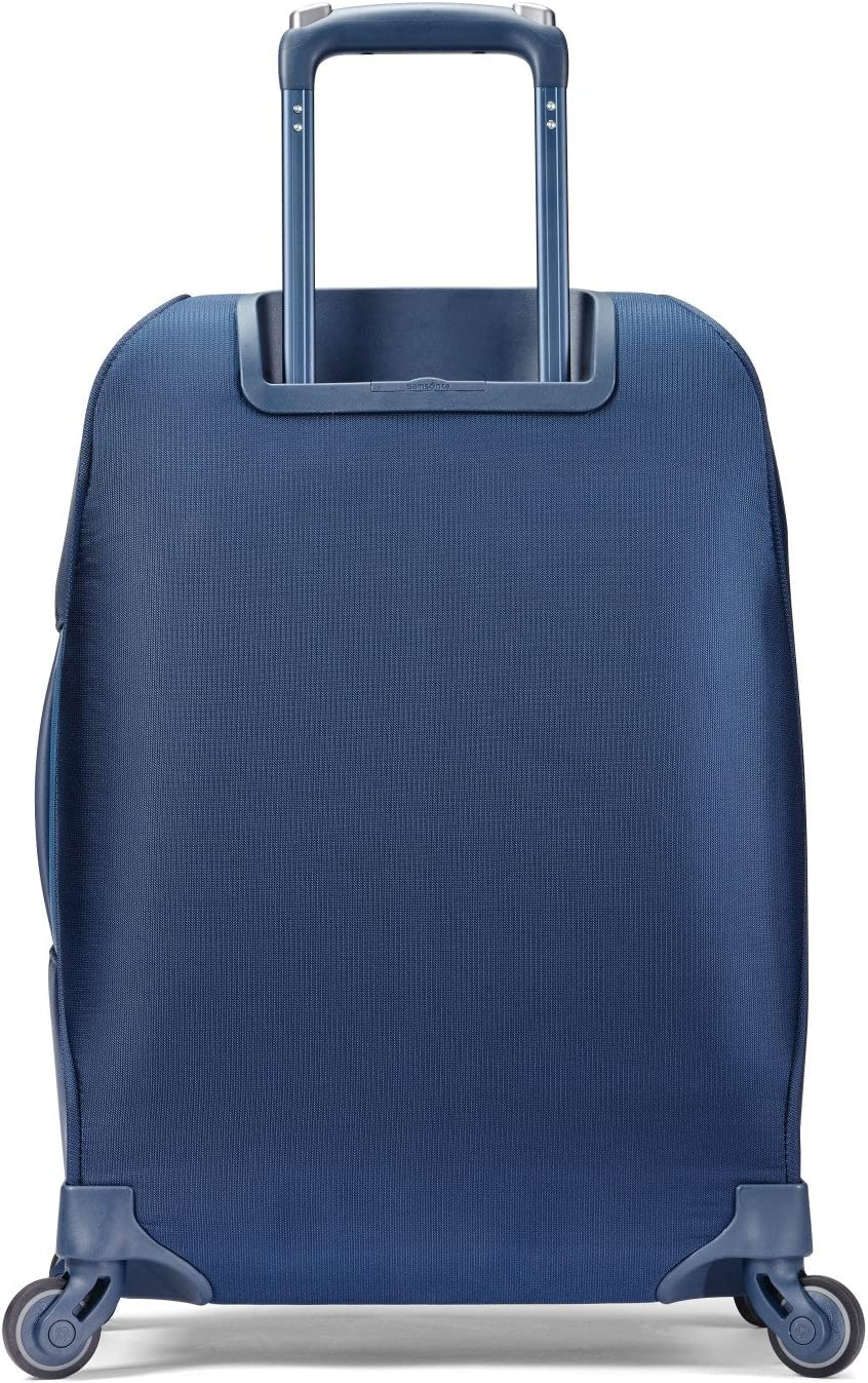 Cordovan Samsonite Flexis Softside Expandable Luggage with Spinner Wheels