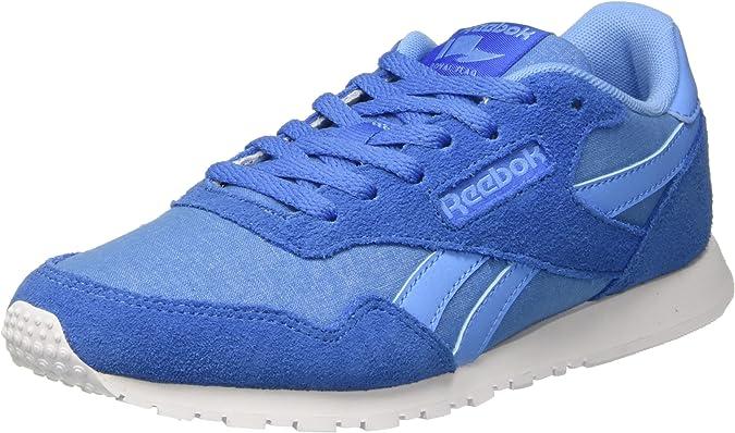Reebok BD3365, Zapatillas de Trail Running para Mujer, Azul (Echo ...