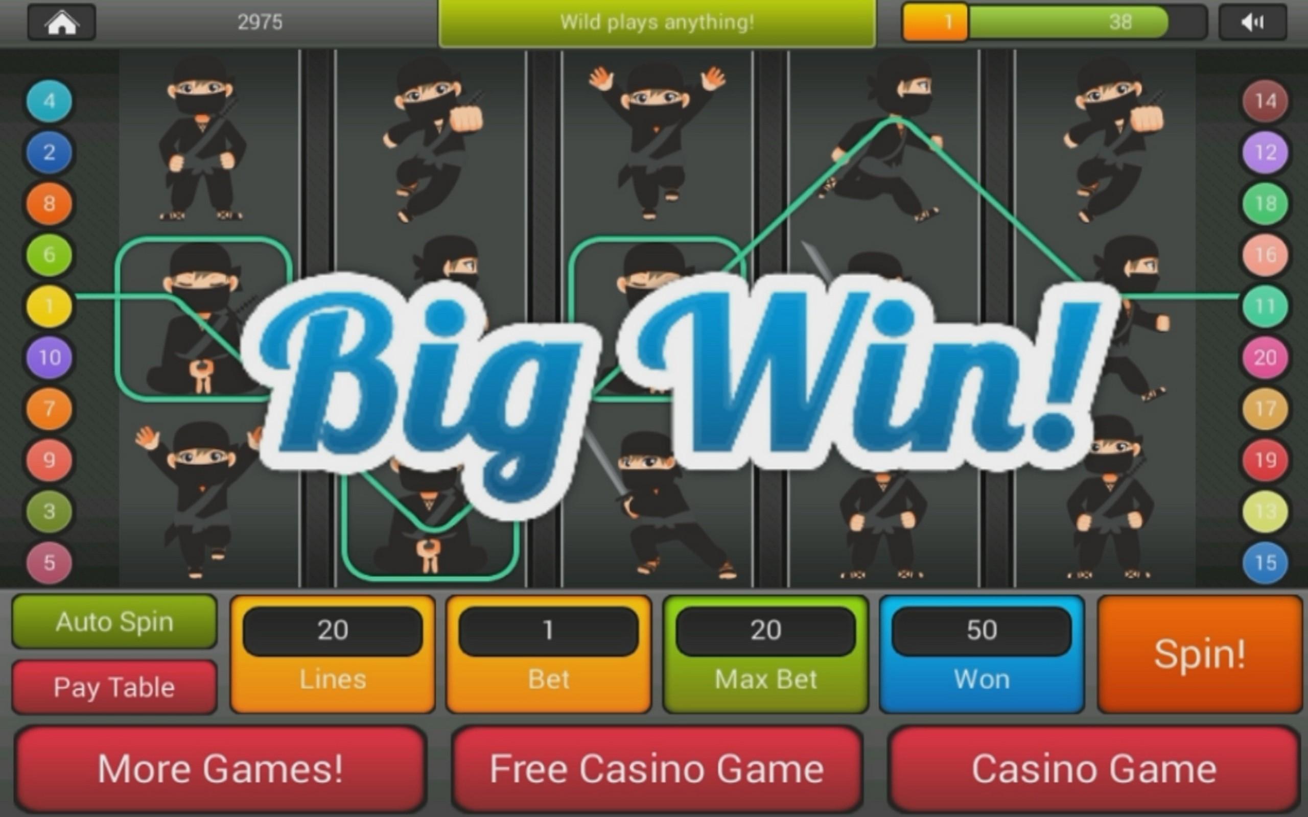 Tragamonedas Top Ninja Jackpots Casino Juegos - Máquinas ...