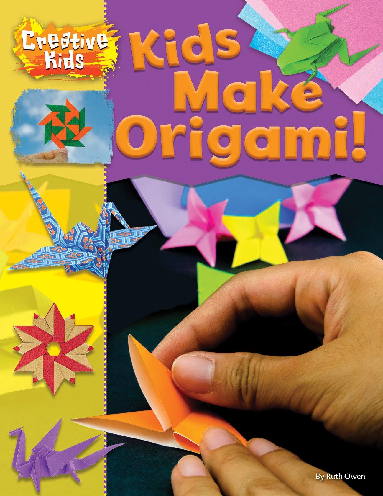 Kids Make Origami! (Creative Kids)