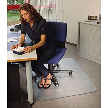 floortex ultimat polycarbonate chair mat for low medium pile carpets