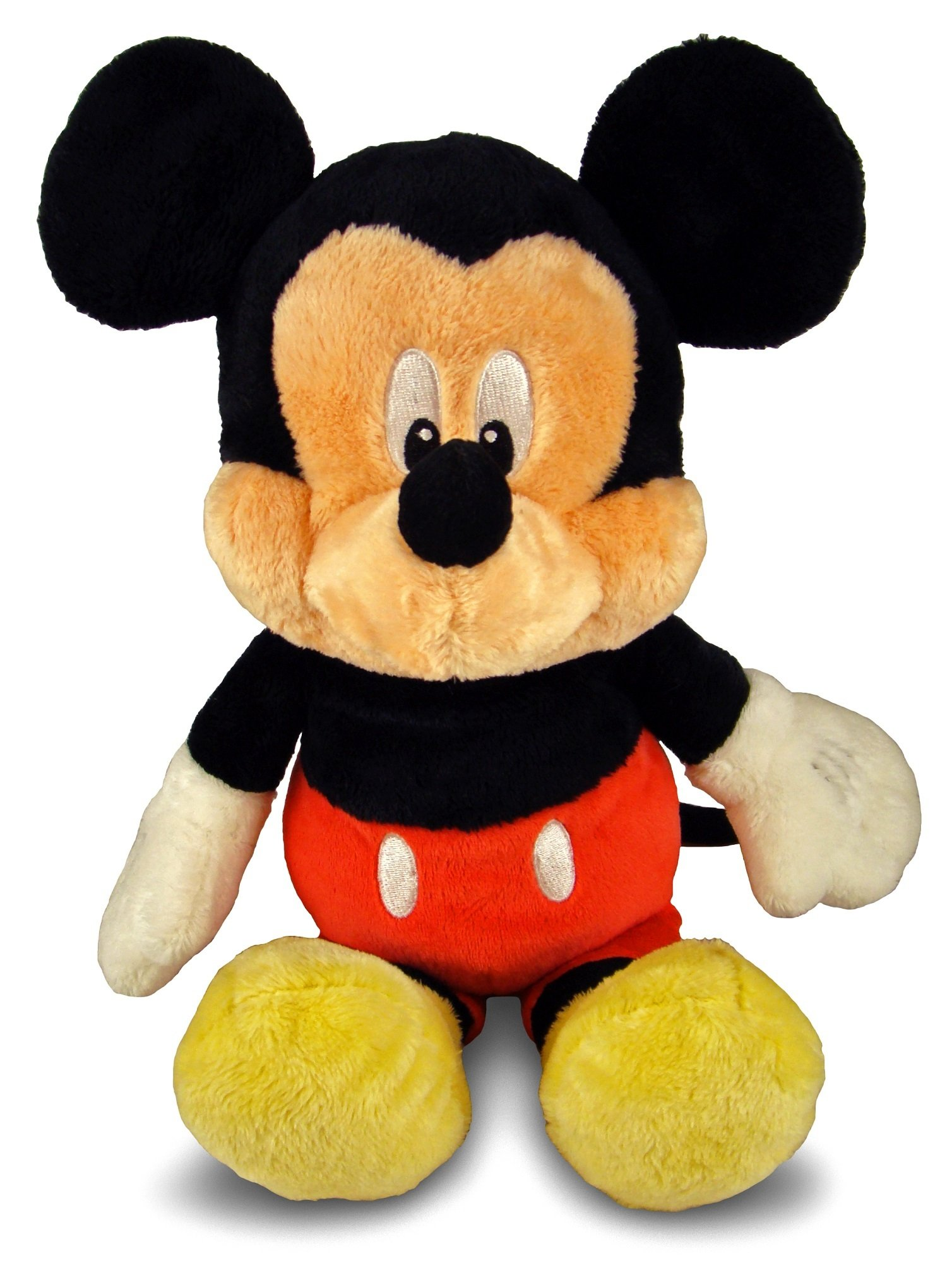 Amazon Com Disney Baby Minnie Mouse Stuffed Animal 14