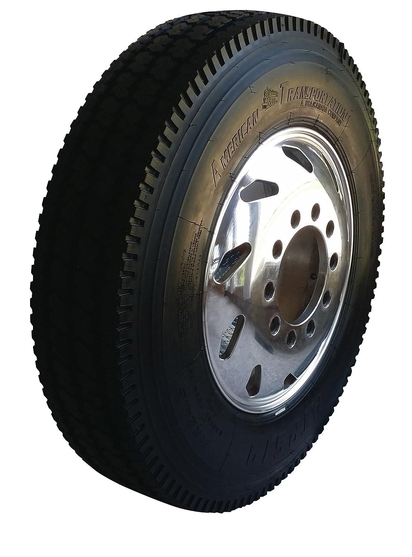 Semi Truck Tires Near Me >> American Transportation Drive Tire Pack Of 10 Atp519 11r 24 5 Pr 16 Semi Truck Tire