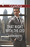 That Night with the CEO (Harlequin Desire)
