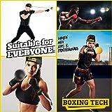 Boxing Reflex Ball Headband Set - Punching Ball