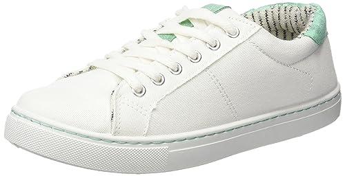 Coolway TUCO - Zapatillas, Mujer, Blanco, 36: Amazon.es: Zapatos y complementos