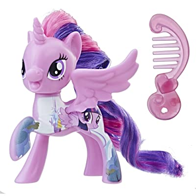 My Little Pony The Movie All About Princess Twilight Sparkle Doll: Toys & Games